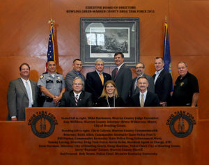 BGWC Drug Task Force Executive Board of Directors